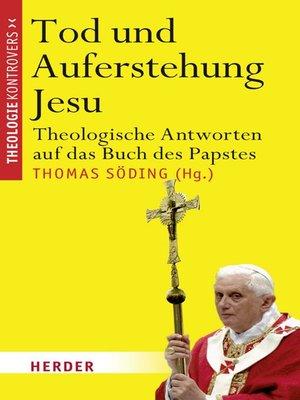 cover image of Tod und Auferstehung Jesu