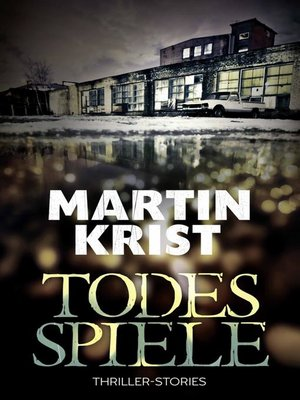 cover image of Todesspiele