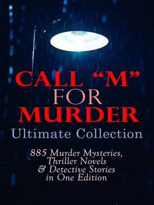 "cover image of CALL ""M"" FOR MURDER"