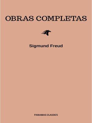 cover image of Obras Completas de Sigmund Freud