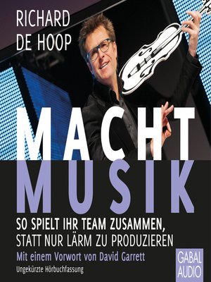 cover image of Macht Musik