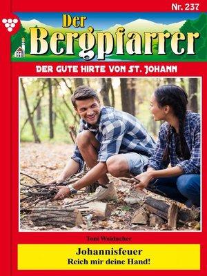 cover image of Der Bergpfarrer 237 – Heimatroman