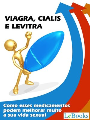 cover image of Viagra, cialis e levitra