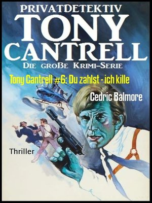 cover image of Tony Cantrell #6