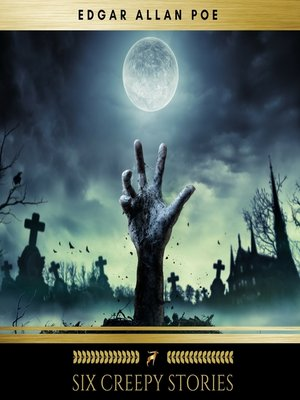 cover image of Six Creepy Stories