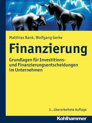 cover image of Finanzierung