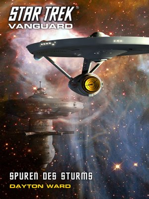 cover image of Star Trek--Vanguard 9