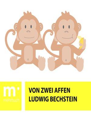 cover image of Von zwei Affen