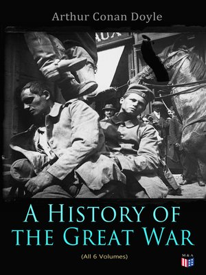 cover image of History of the Great War (All 6 Volumes)