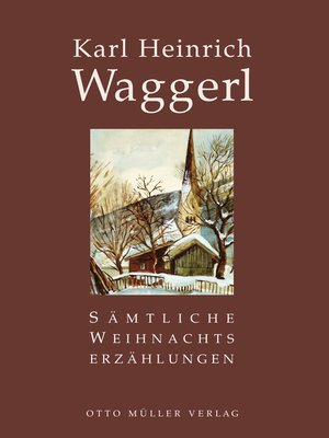 cover image of Sämtliche Weihnachtserzählungen
