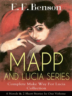 cover image of MAPP AND LUCIA SERIES – Complete Make Way For Lucia Collection