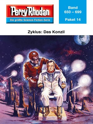 cover image of Perry Rhodan-Paket 14