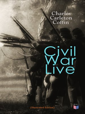 cover image of Civil War Live (Illustrated Edition)