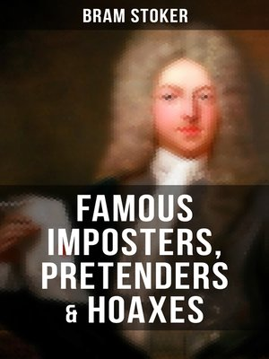 cover image of Famous Imposters, Pretenders & Hoaxes