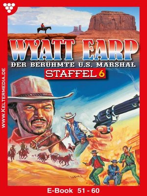 cover image of Wyatt Earp Staffel 6 – Western