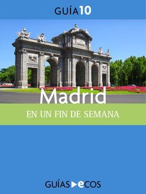 cover image of Madrid. En un fin de semana