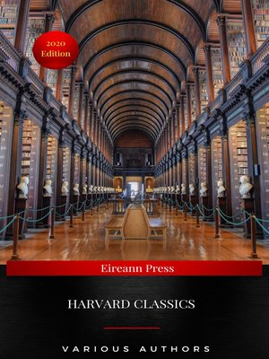 cover image of The Complete Harvard Classics (Eireann Press)