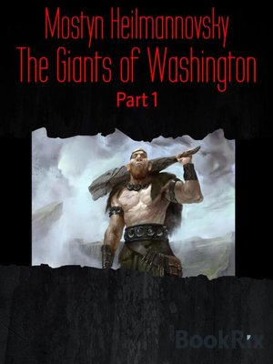 cover image of The Giants of Washington