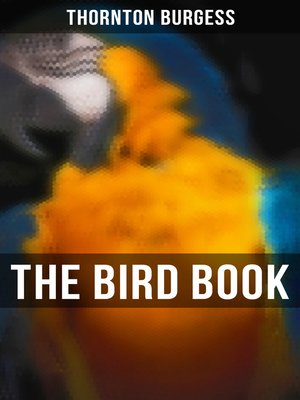 cover image of The Bird Book