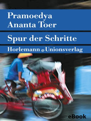 cover image of Spur der Schritte