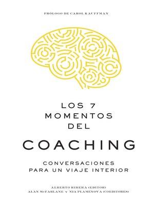 cover image of Los 7 momentos del coaching