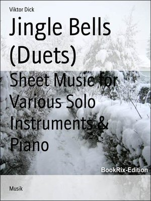 cover image of Jingle Bells (Duets)