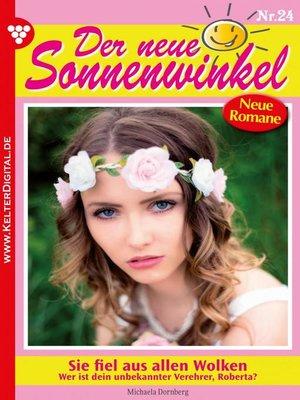 cover image of Der neue Sonnenwinkel 24 – Familienroman