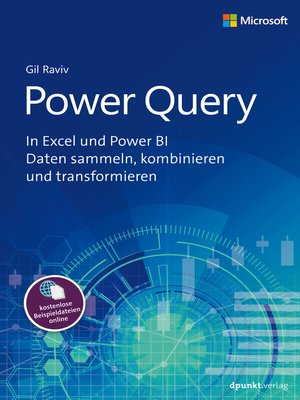 cover image of Power Query