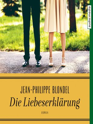 cover image of Die Liebeserklärung