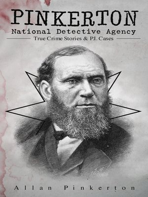 cover image of Pinkerton National Detective Agency