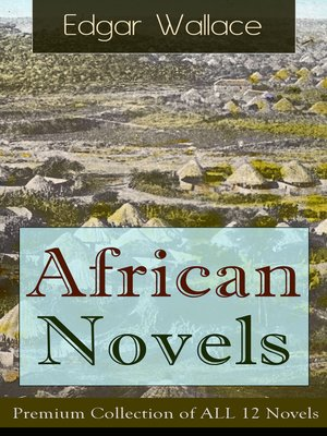 cover image of African Novels
