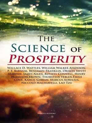 cover image of The Science of Prosperity