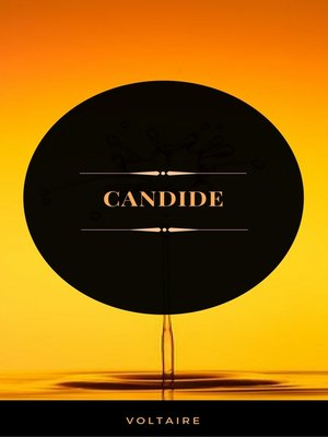 cover image of Candide (ArcadianPress Edition)