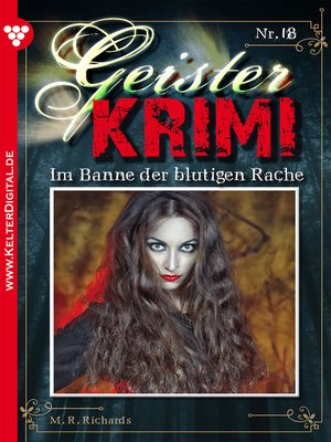cover image of Geister-Krimi 18--Gruselroman