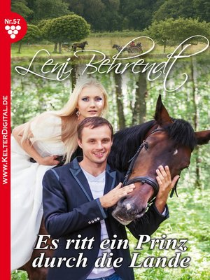 cover image of Leni Behrendt 57--Liebesroman