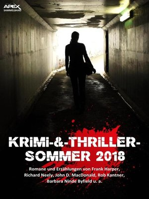 cover image of KRIMI-UND-THRILLER-SOMMER 2018