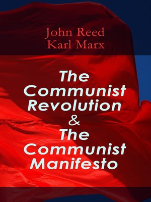 cover image of The Communist Revolution & the Communist Manifesto