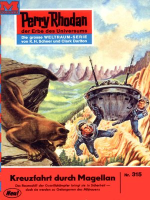 cover image of Perry Rhodan 315