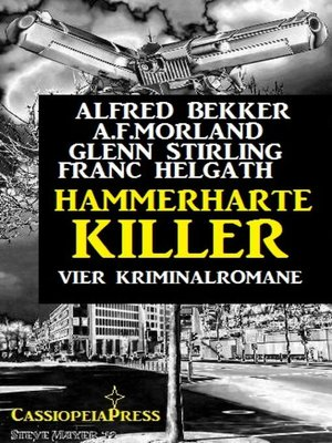cover image of Hammerharte Killer