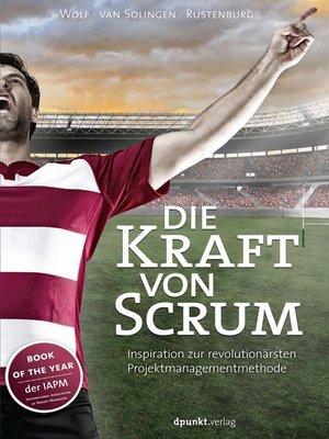 cover image of Die Kraft von Scrum