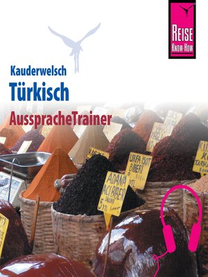 cover image of Reise Know-How Kauderwelsch AusspracheTrainer Türkisch