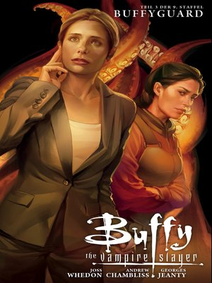 cover image of Buffy the Vampire Slayer, Staffel 9, Band 3