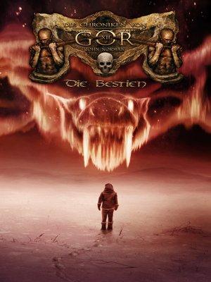 cover image of Die Chroniken von Gor 12--Die Bestien