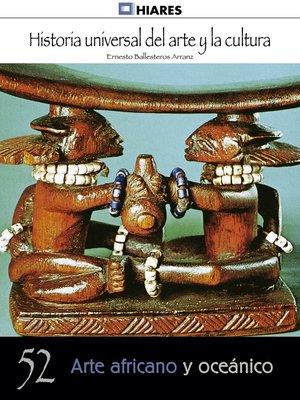 cover image of Arte africano y oceánico