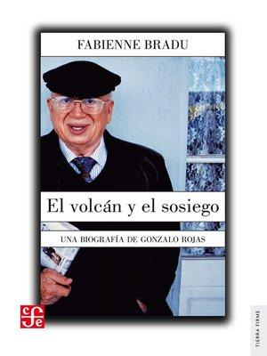 cover image of El volcán y el sosiego