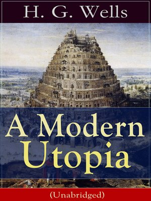 cover image of A Modern Utopia (Unabridged)