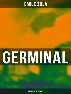 cover image of GERMINAL (Deutsche Ausgabe)
