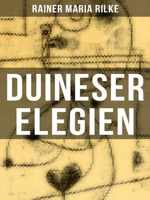 cover image of Duineser Elegien