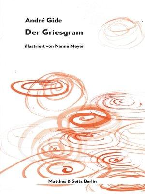 cover image of Der Griesgram