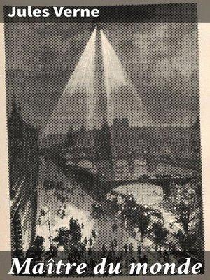 cover image of Maître du monde